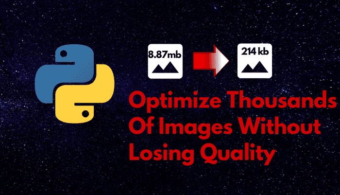 image optimization for web | optimize images without losing quality